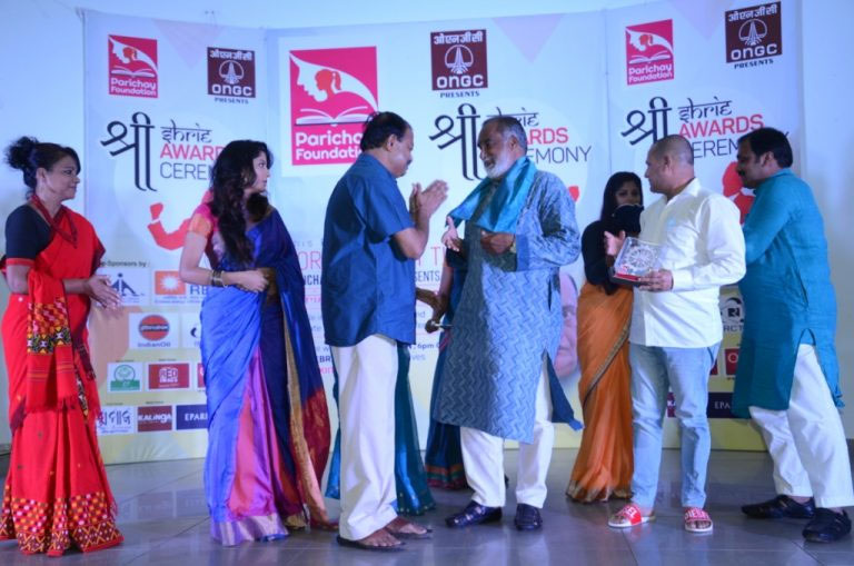 Men achievers felicitated by Parichay Foundation on Father's Day