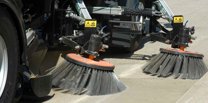 Capital city to have mechanical sweeping