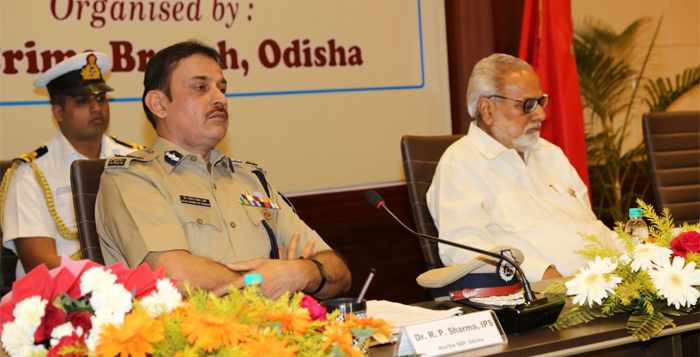 Police conduct state level conference on human trafficking