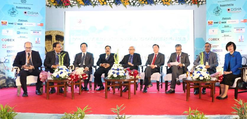Global Aluminium Conference 'INCAL 2019' has started off in BBSR