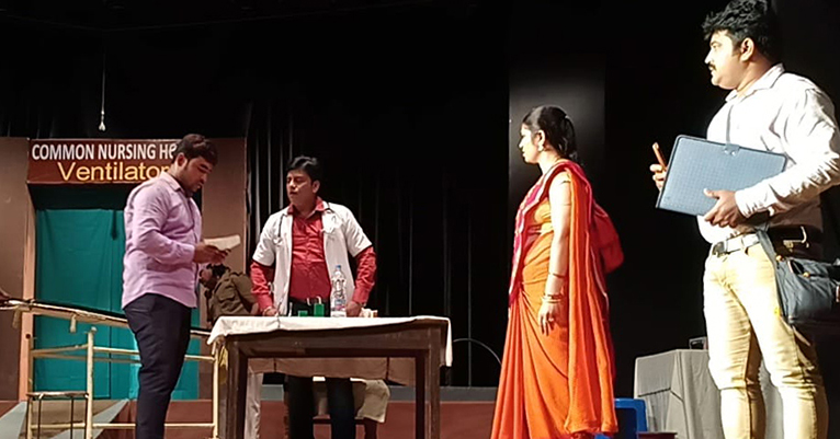 4-day Comedy Drama Festival organized in BBSR