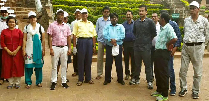 Launch of 'Clean and Green Bhubaneswar' Campaign