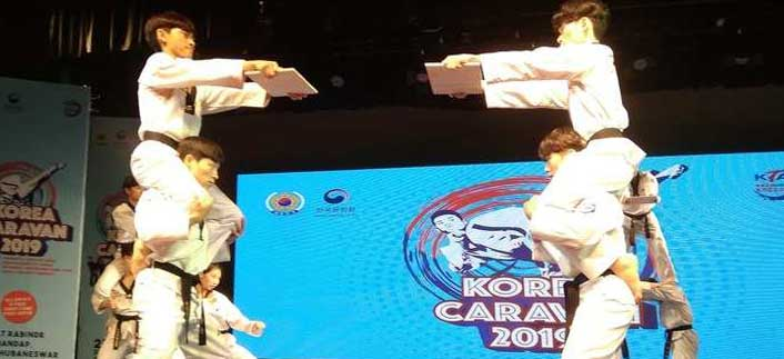 BBSR witnesses Korean Fest