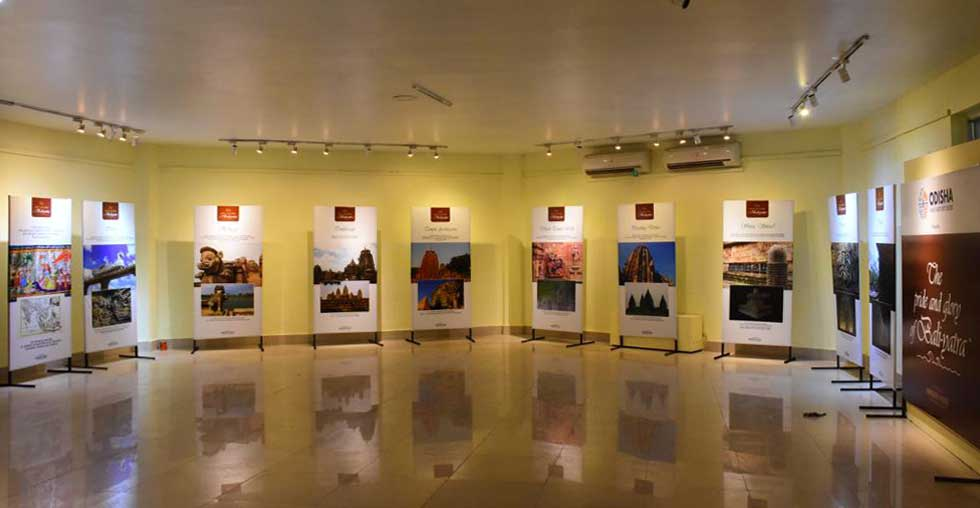 Pictorial exhibition, 'The pride and glory of Baliyatra' in BBSR